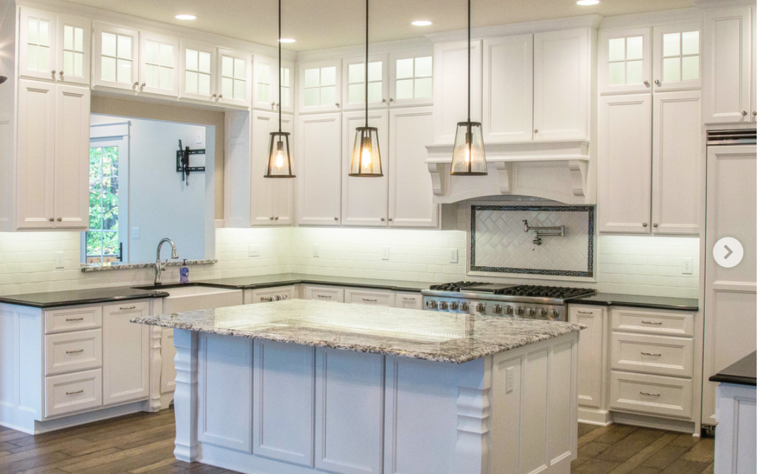 Top 5 Reasons for Working With a Custom Home Builder