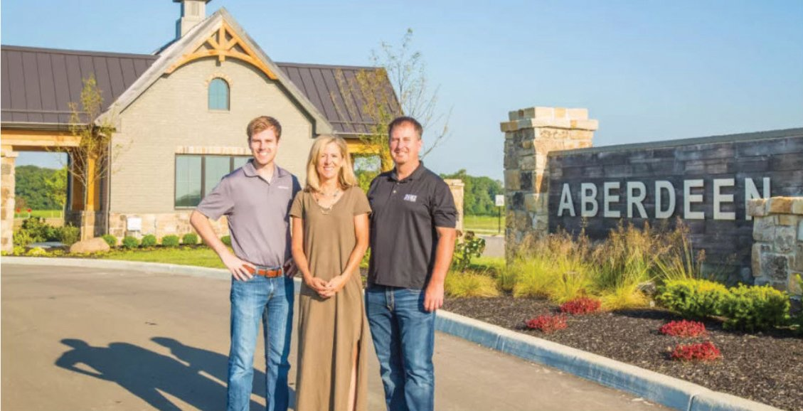 Aberdeen Highlighted in Carmel Monthly Magazine