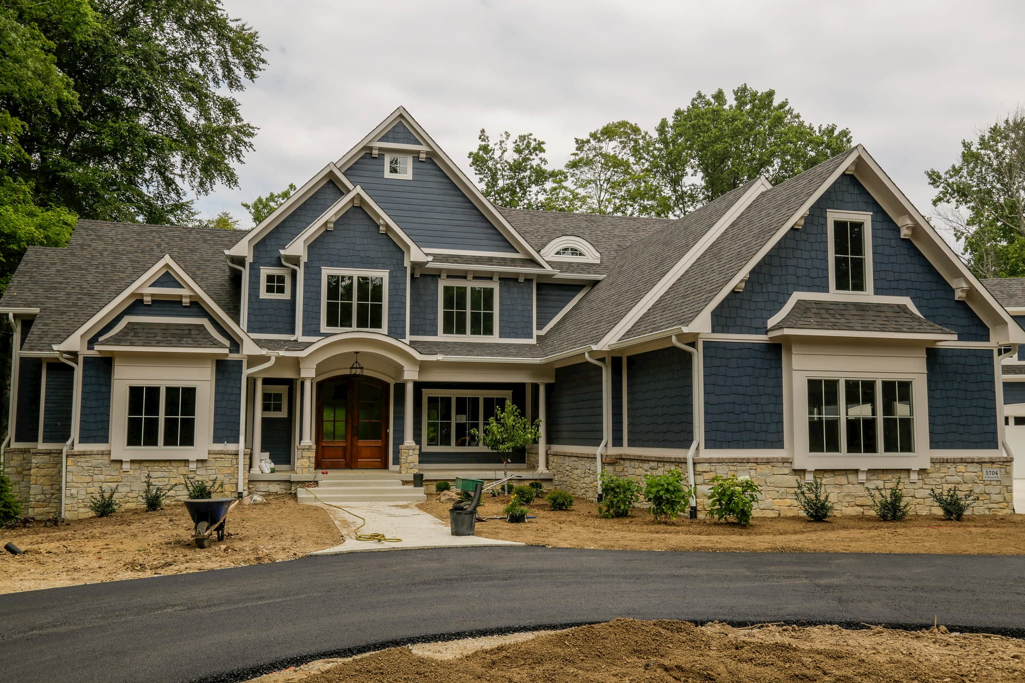 Greenwood Custom home