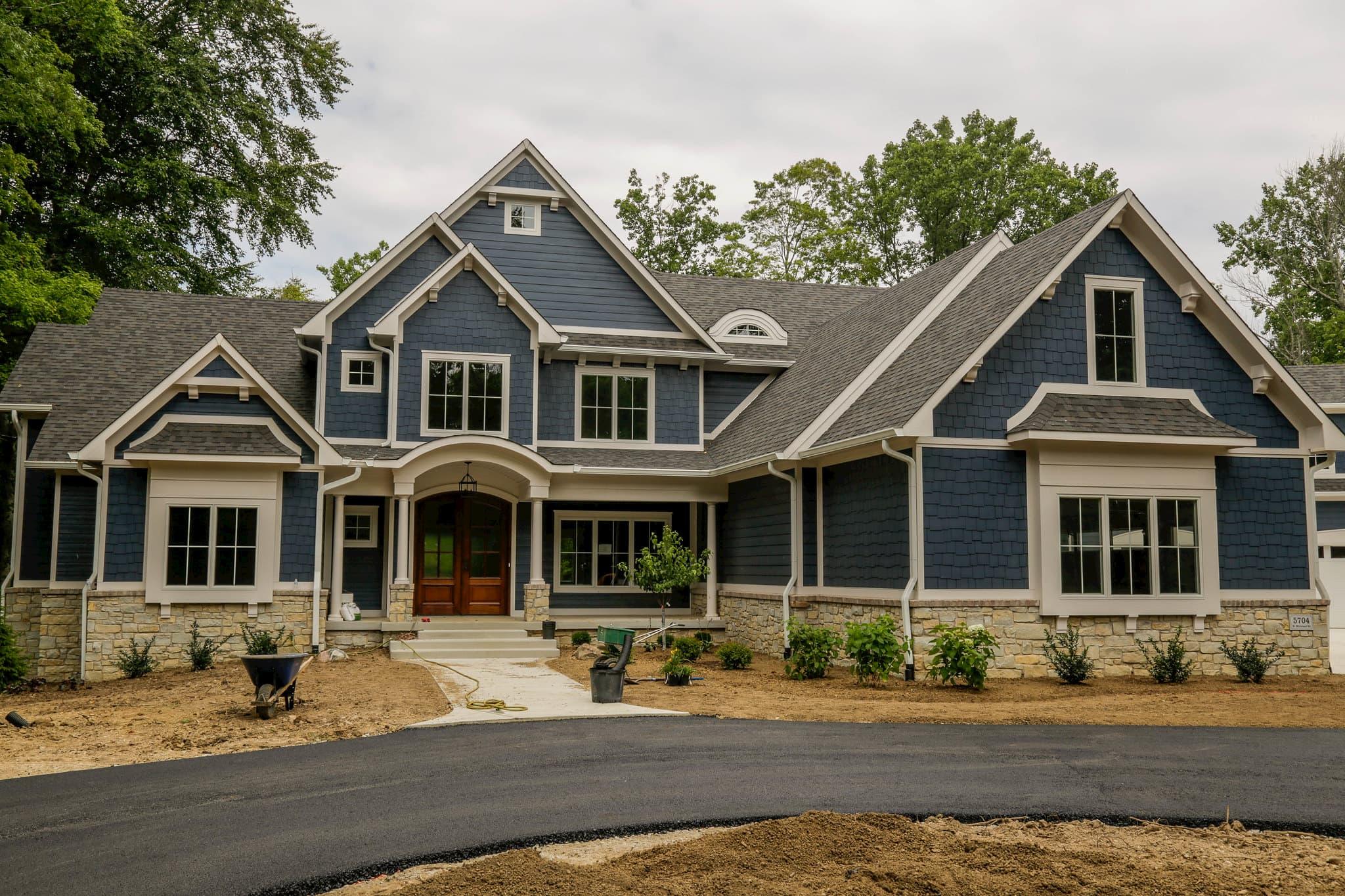 Greenwood Custom home