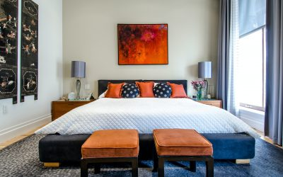 How to Turn Your Room into a Luxury Master Bedroom