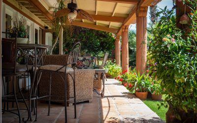 Home Extensions: 4 Ways to Utilize Your Covered Porch